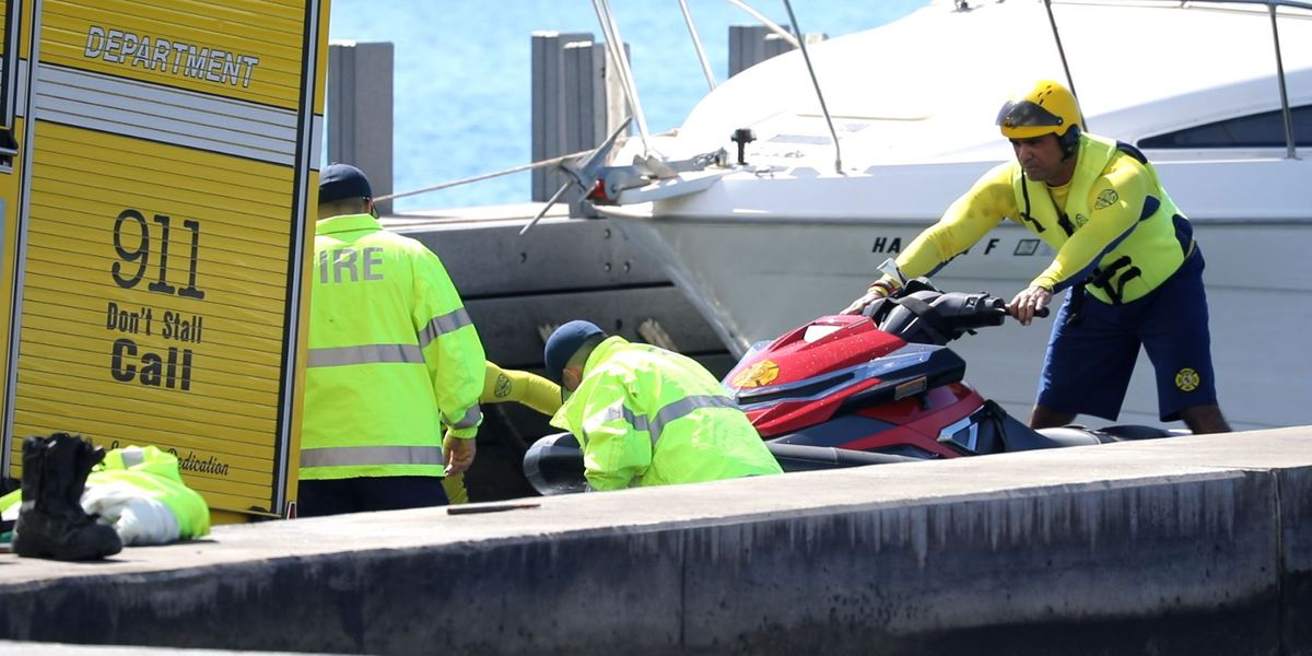 Man pronounced dead after being pulled from Waianae Boat Harbor waters