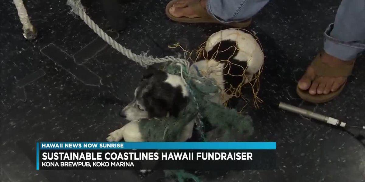 Sustainable Coastlines Hawaii fundraiser