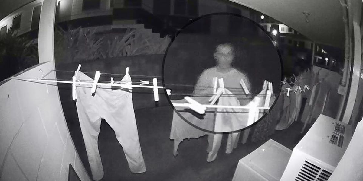 There's an underwear thief on the loose in Honolulu