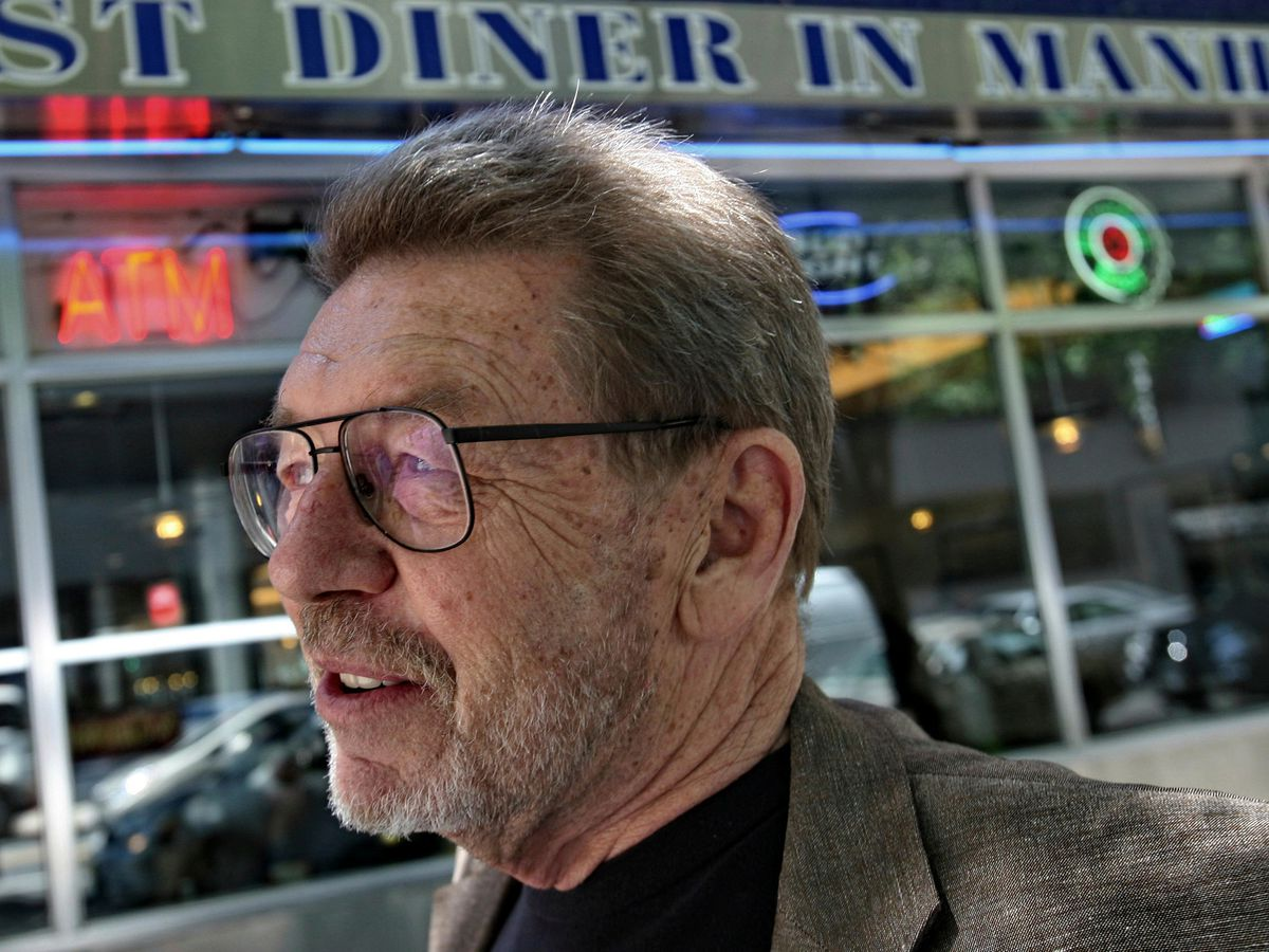 Pete Hamill, legendary New York columnist, has died