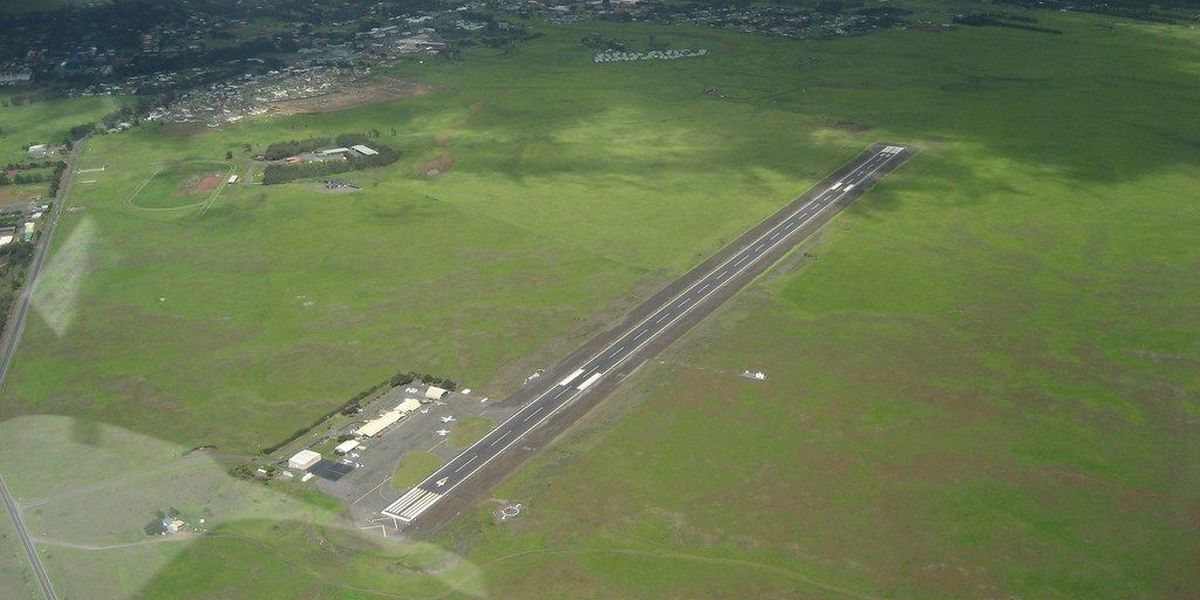 Waimea-Kohala Airport at risk of closing