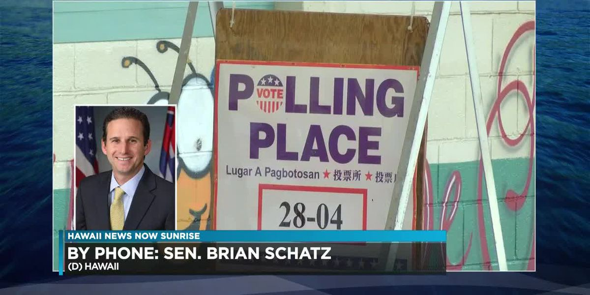 Schatz wants to end Electoral College system in presidential elections