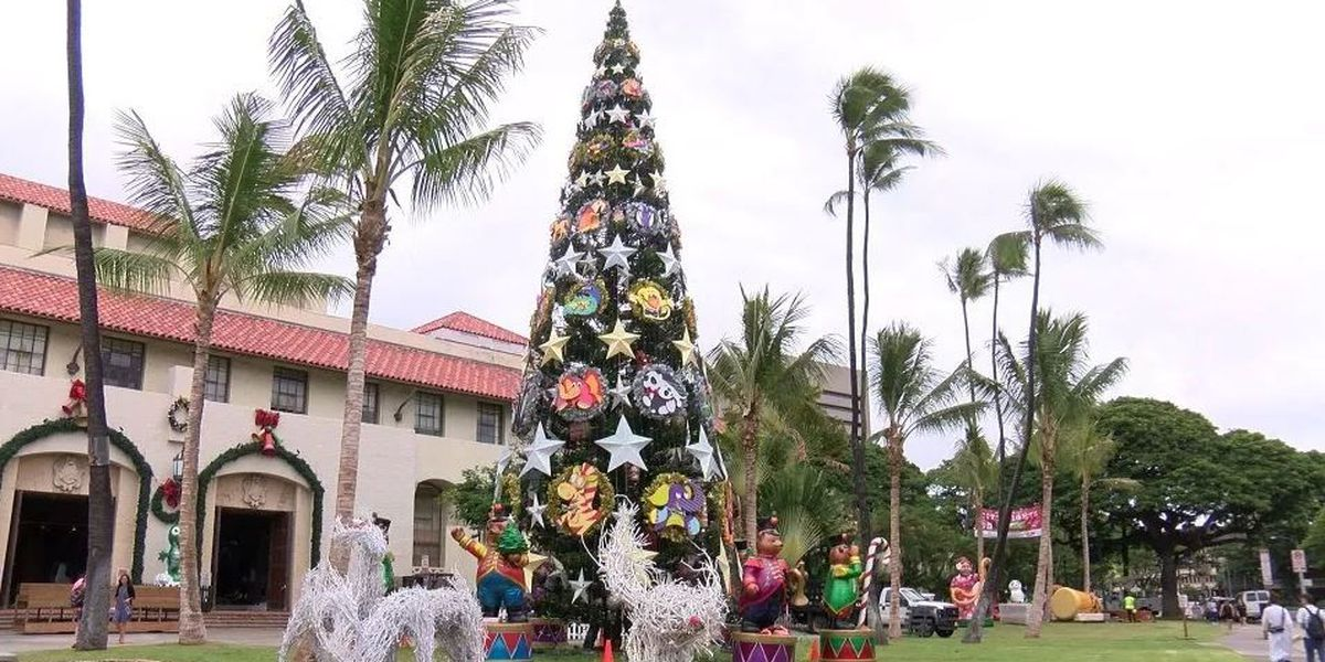 Heading to the Honolulu City Lights parade? Here's what you need to know