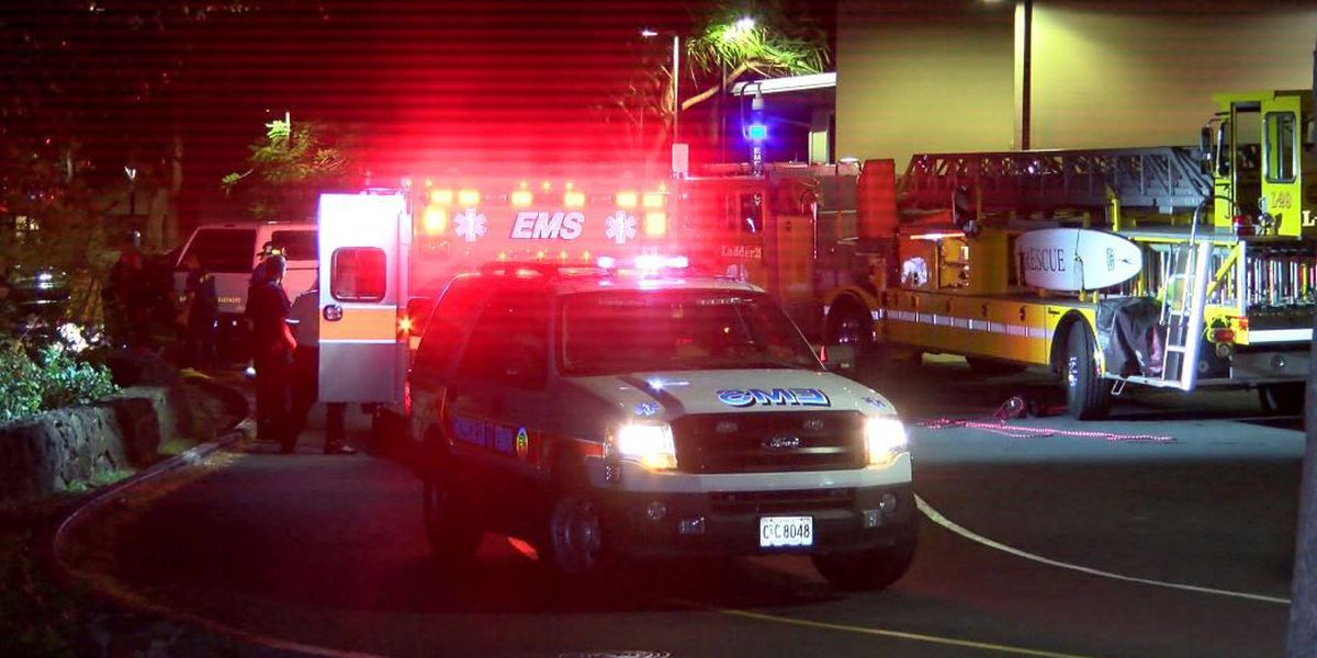 Woman, 18, in serious condition after fall near UH dorm