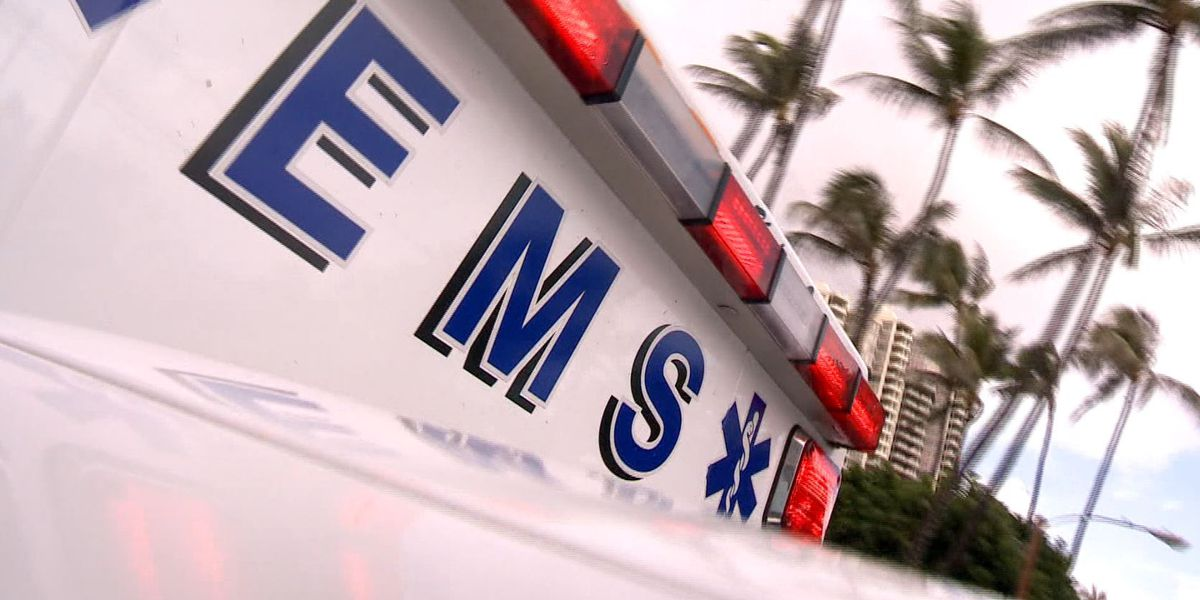COVID-19 hospitalizations are up on Oahu and so are calls to 911