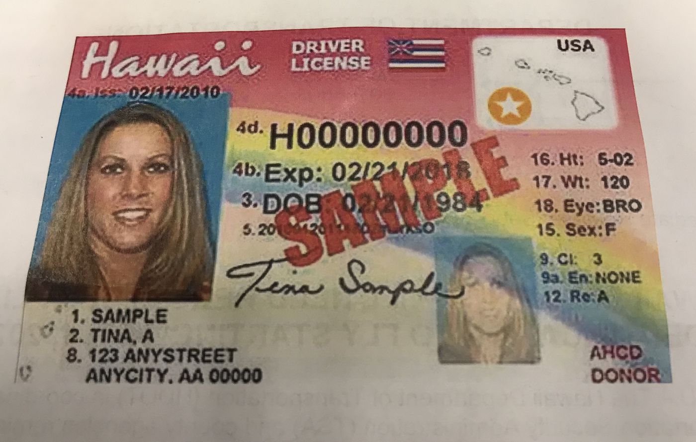 Officials say if you want to continue using your license as identification to fly after the October 2020 deadline it'll need a gold star on it.