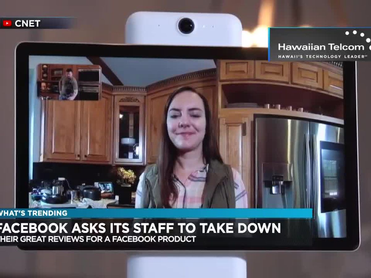 Trending: Facebook portal, dog kennel fail, and Big Island pizza