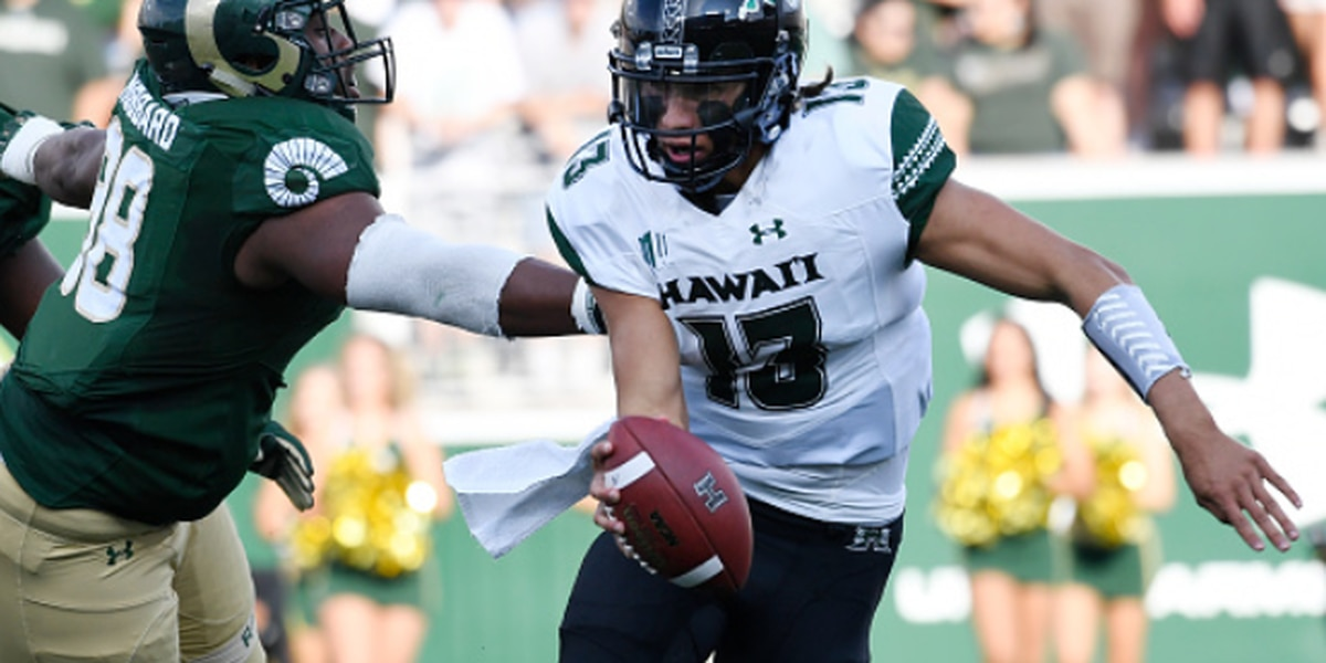 Numbers don't lie: Hawaii's McDonald has already made history