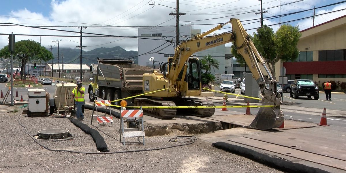 City completes significant phase in $82M sewer rehab project