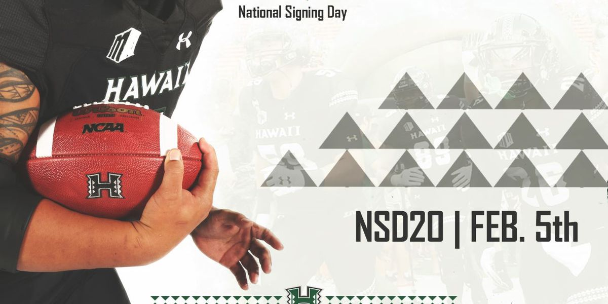 UH inks seven on National Letter of Intent Day