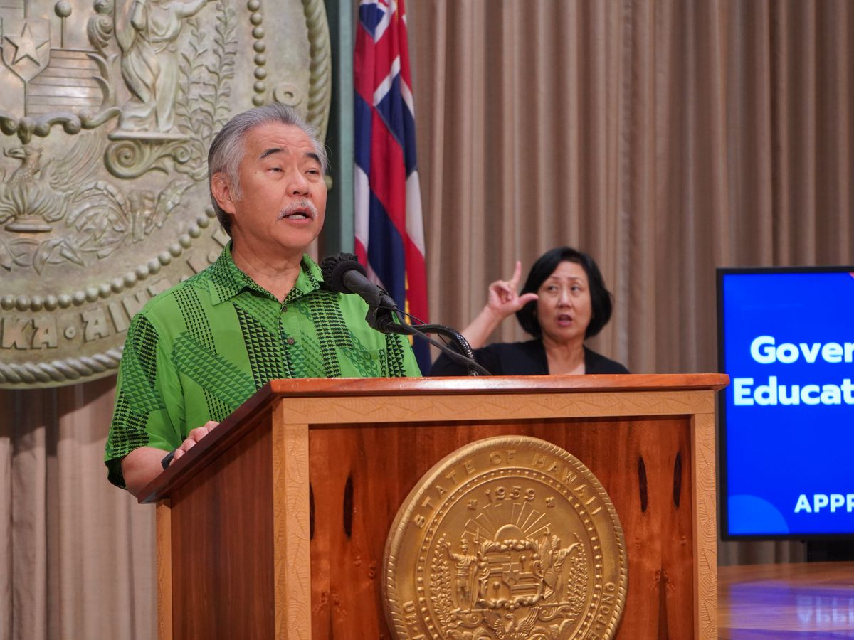 State offers $4M in grants to help Hawaii schools recover from the pandemic