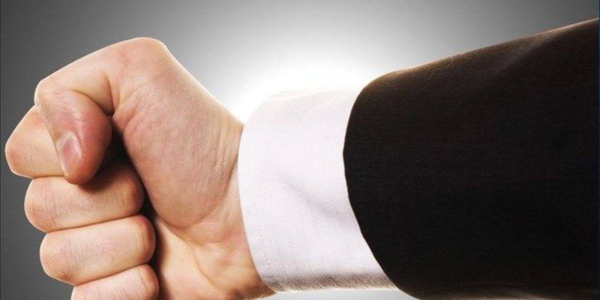 Fist bumps less germy than handshakes, study says
