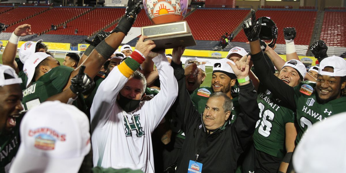 A look back at Hawaii sports in the year 2020