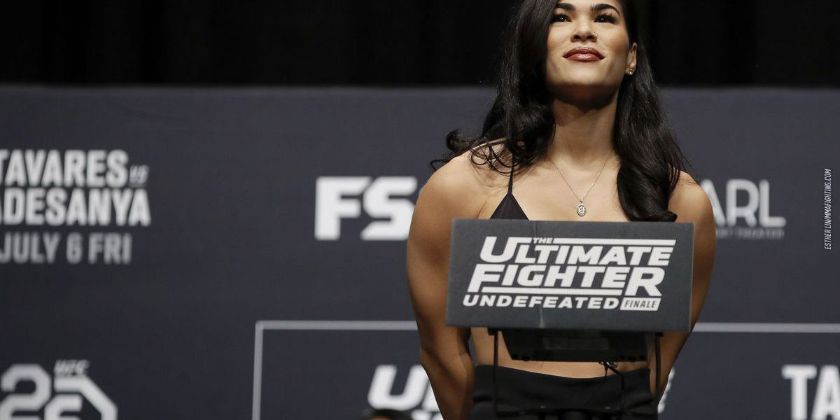 Waianae's Rachael Ostovich released from the UFC after three consecutive losses