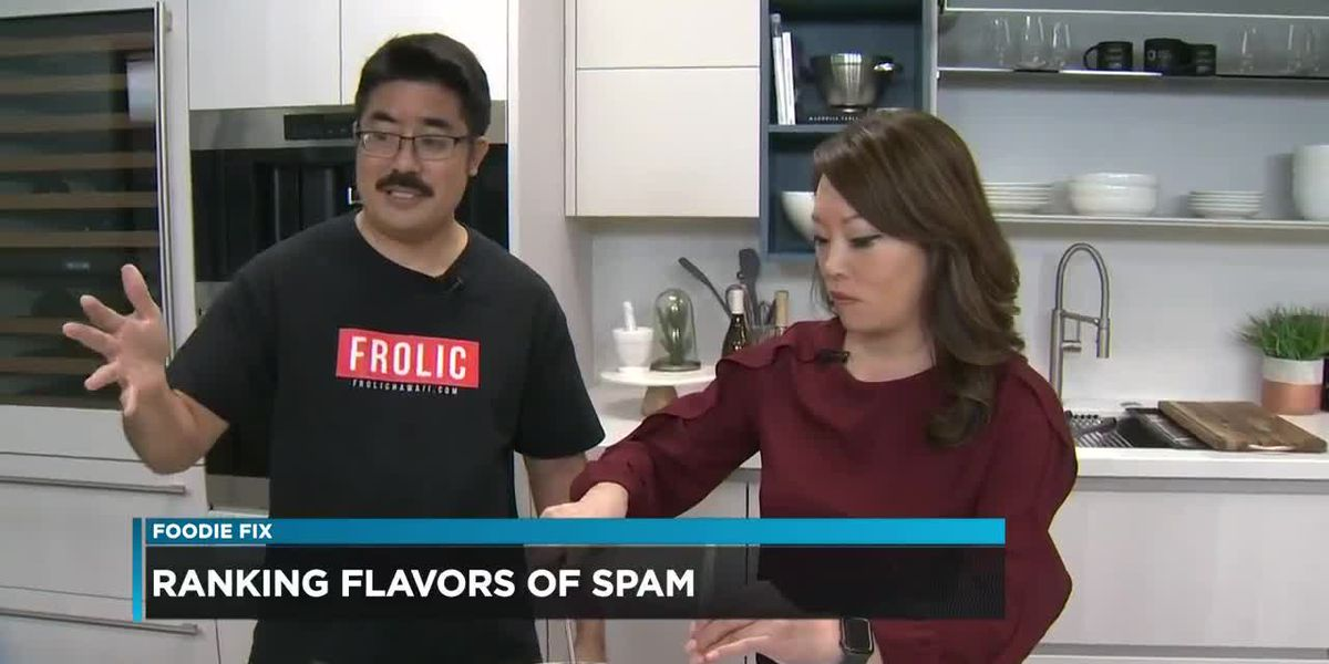 Foodie Fix: Ranking the flavors of Spam