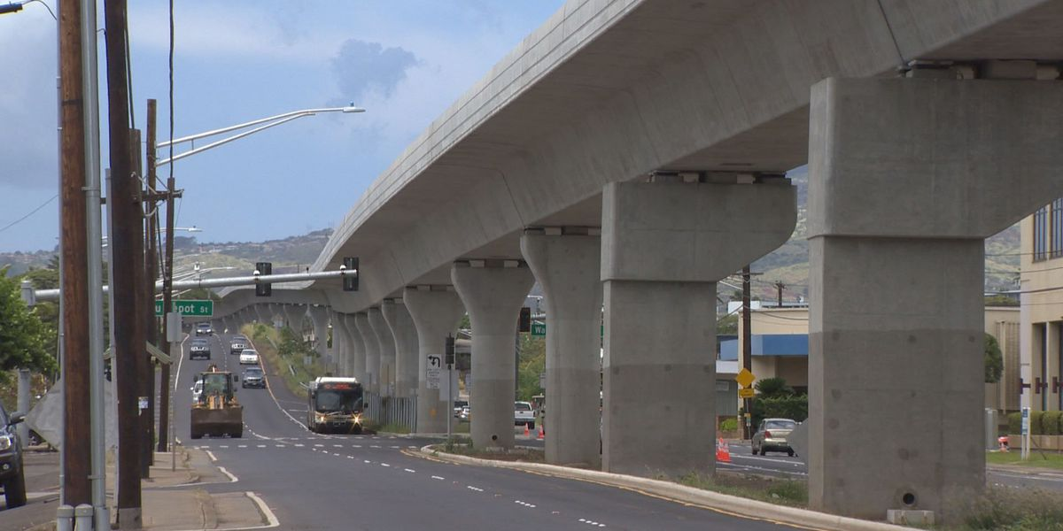 Poll: Support for rail is slipping, but majority say project needs to get to Ala Moana