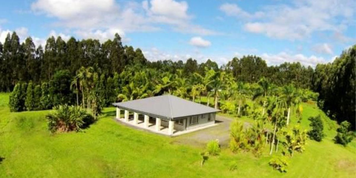 Greer family estate for sale on the Big Island