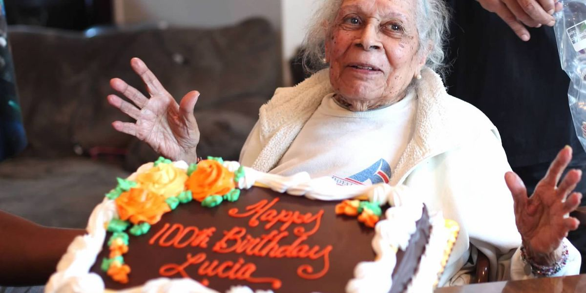 Meet Lucia DeClerck, a 105-year-old woman from Hawaii who beat COVID-19