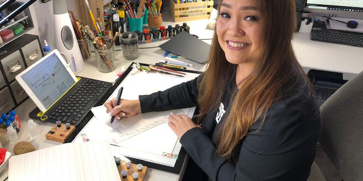 The Digital Age is killing cursive. A Hawaii calligrapher is trying to change that