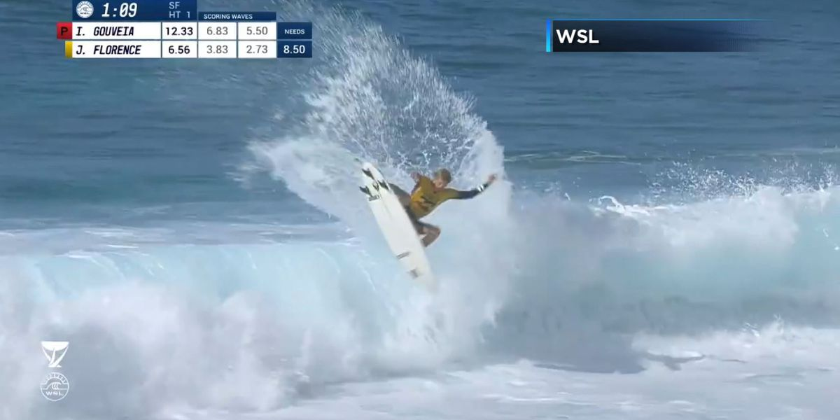 John John Florence withdraws from Billabong Pipe Masters