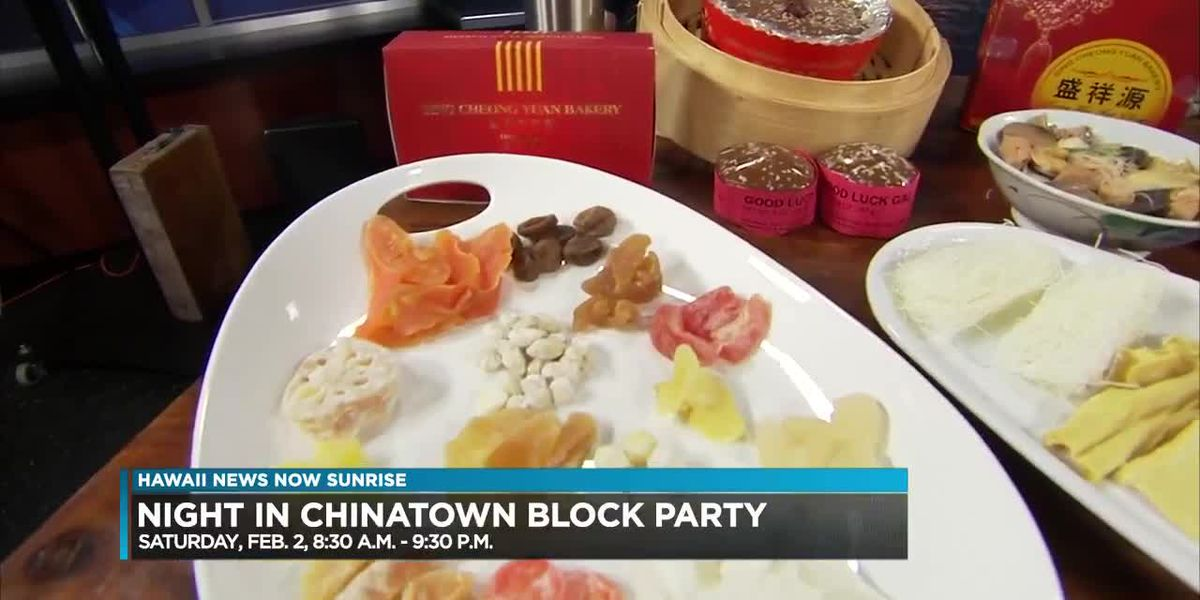 A Chinese New Year parade is scheduled this Saturday in Chinatown