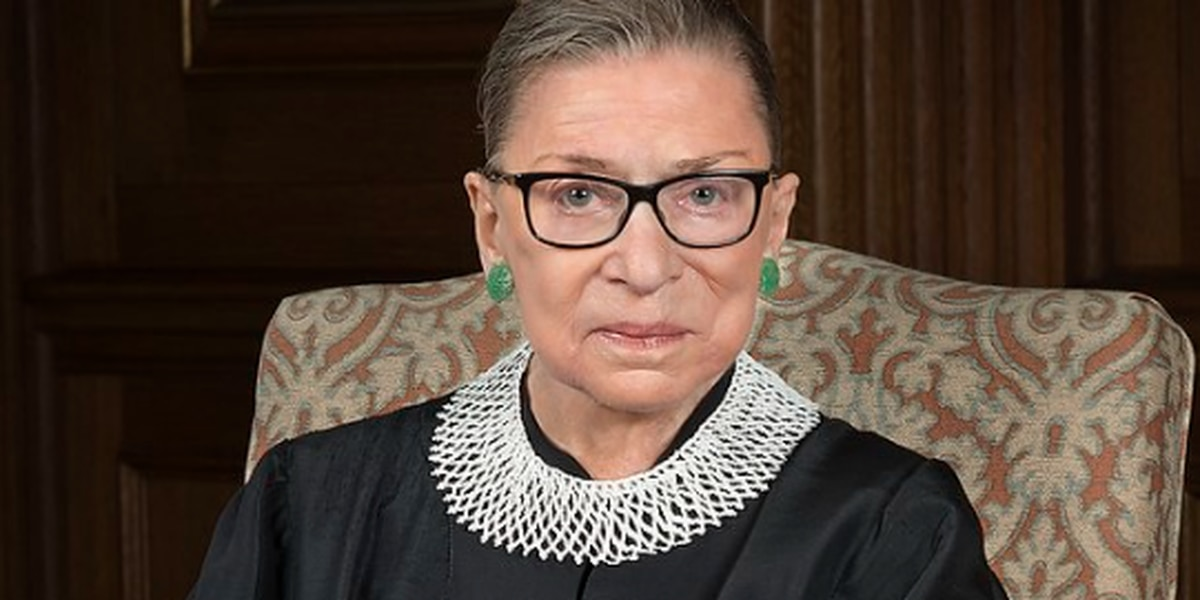 Live: Lie in state at US Capitol: Ruth Bader Ginsburg