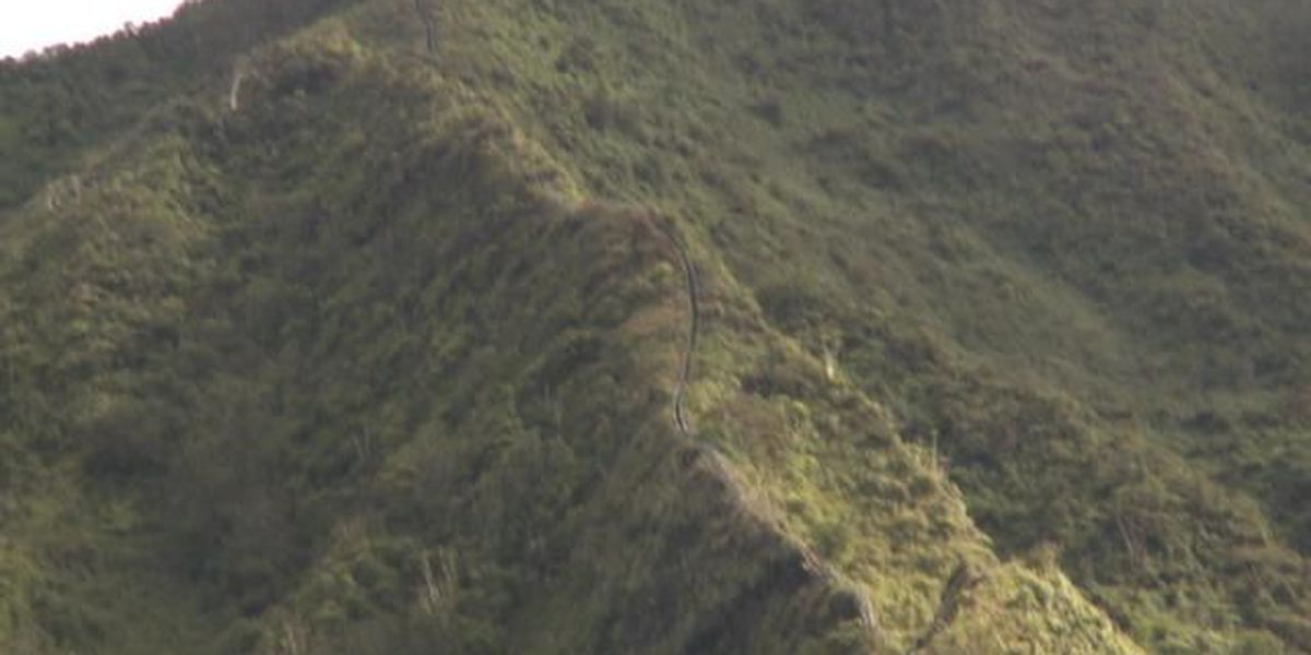 2 hikers airlifted from off-limits 'Stairway to Heaven'