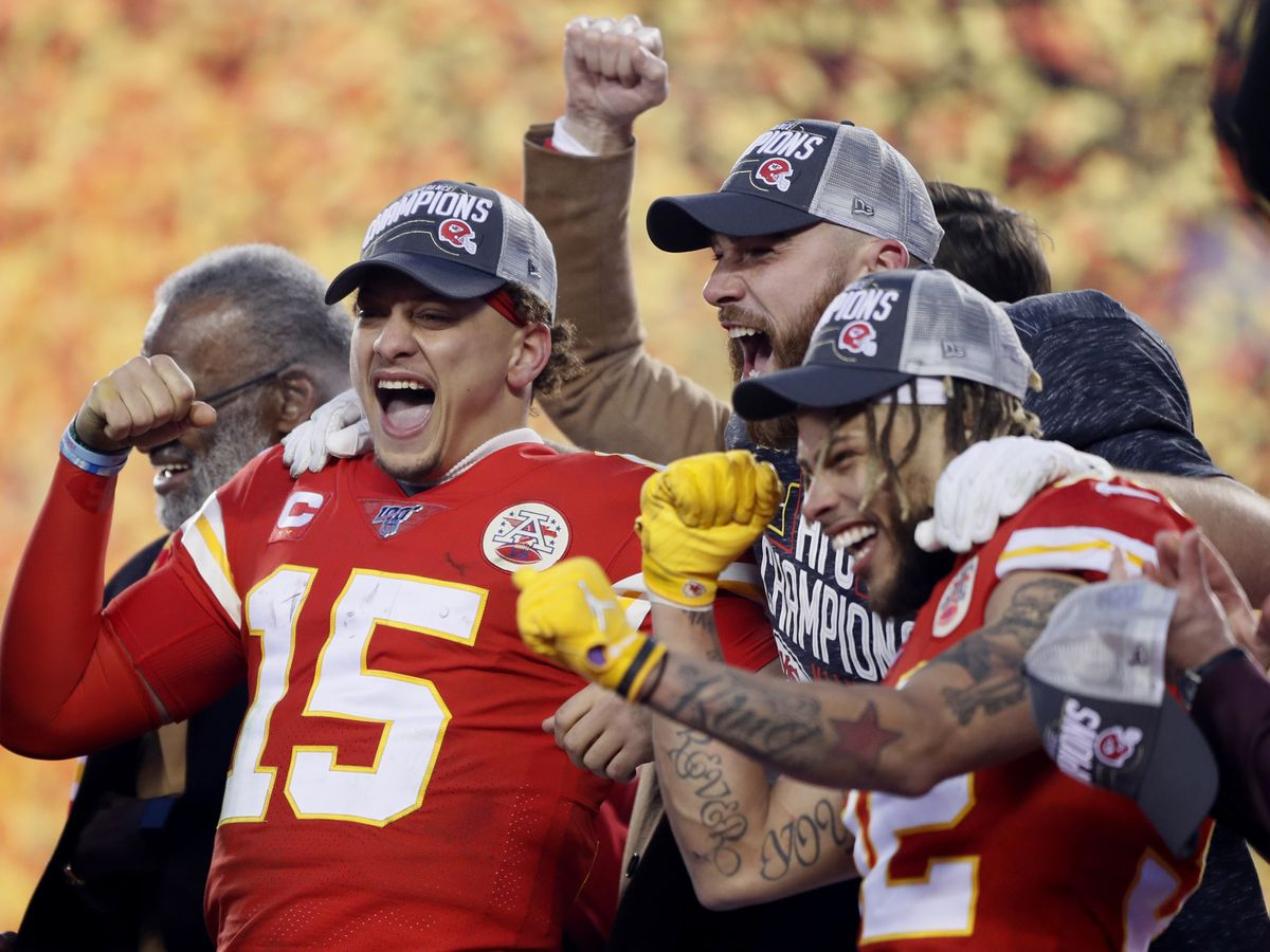Chiefs shut down Henry, Titans game plan in AFC title game