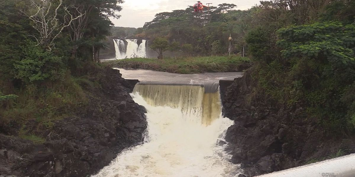 Still no sign of Chicago woman swept away in Big Island river