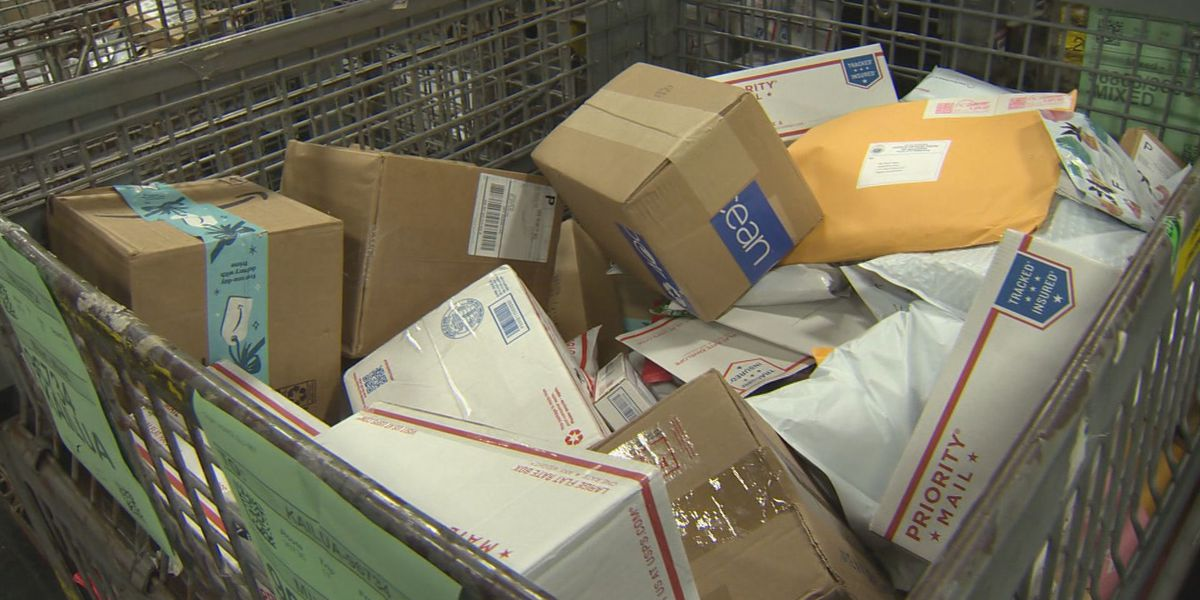 Here's the list of dates to get your holiday packages into the mail to ensure delivery