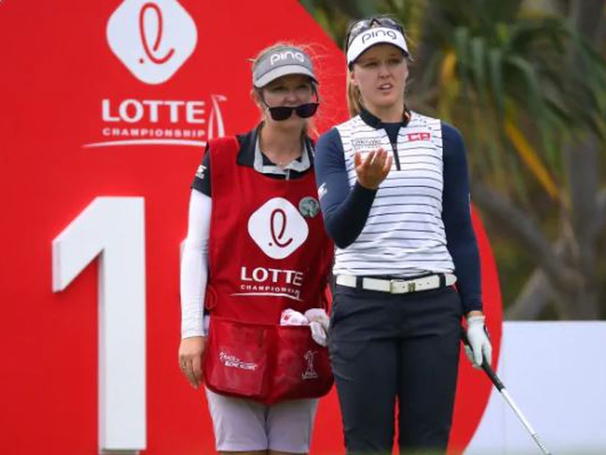 Henderson, Korda lead field heading into final round of 2019 LOTTE Championship