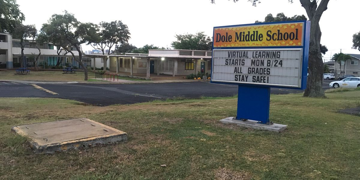 DOE reports 3 COVID-19 cases at Kalihi school in past week