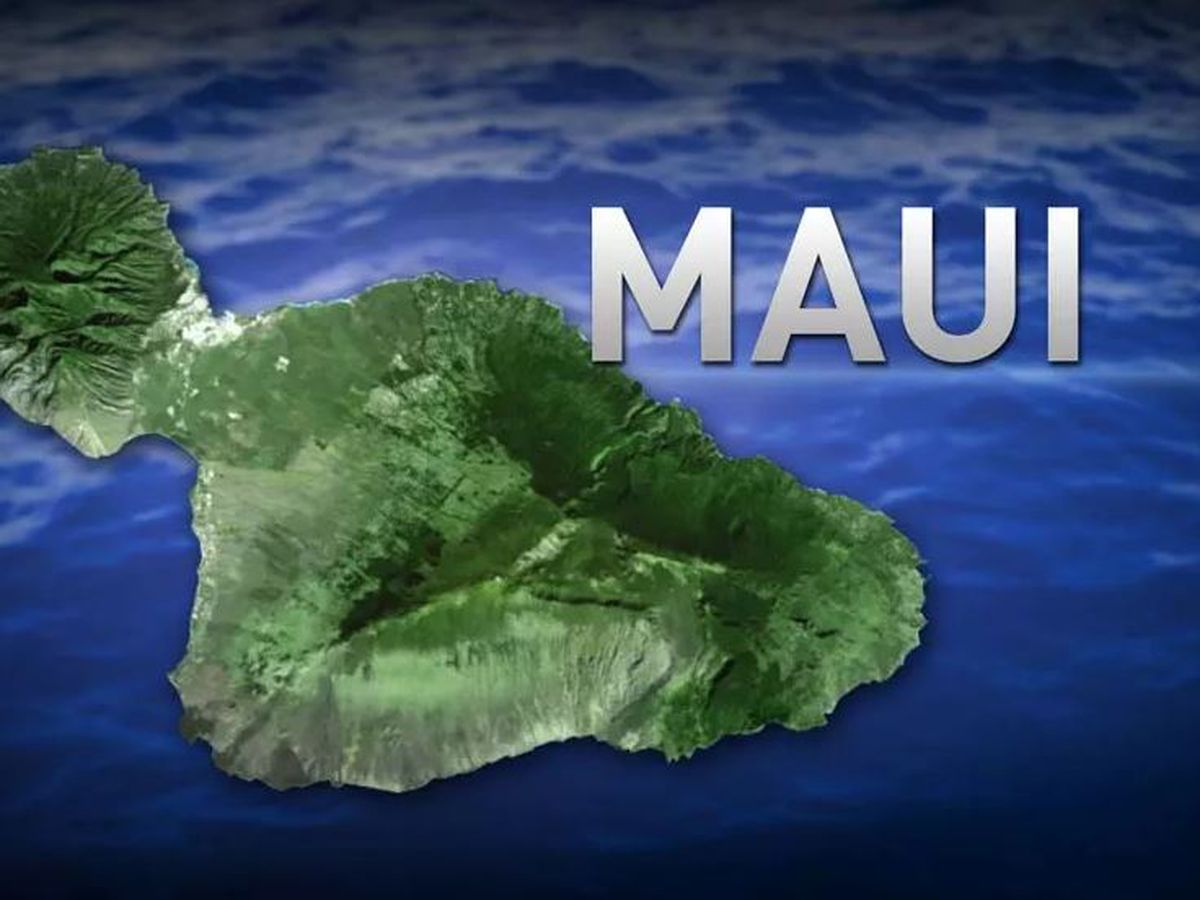 Iowa man dies in waters off Maui's Kaanapali Beach