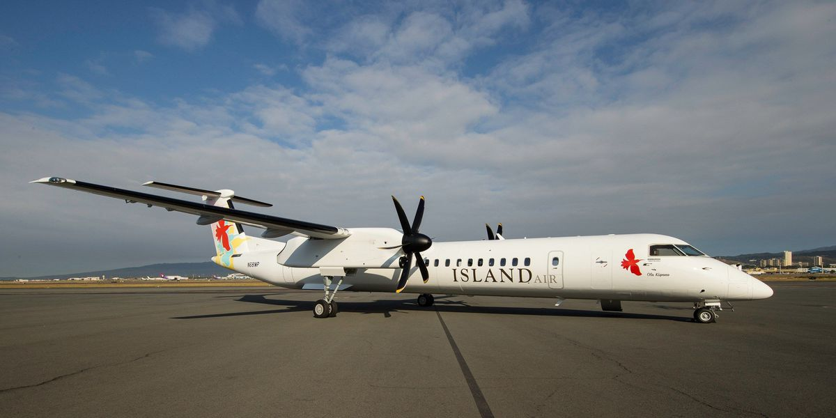 Island Air files for Chapter 11 bankruptcy protection