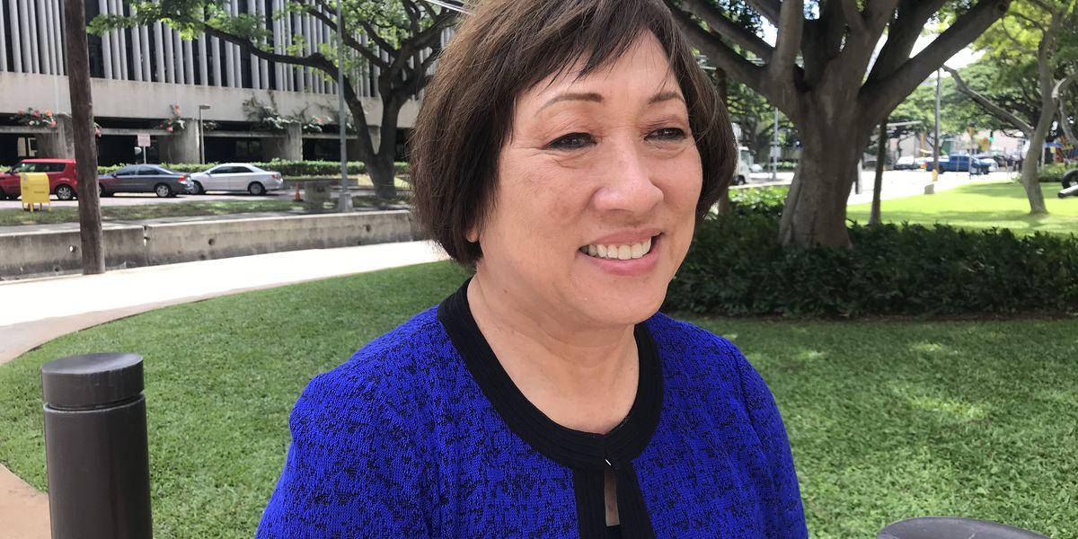 Hanabusa: I don't need 'training wheels' to serve as Honolulu's mayor