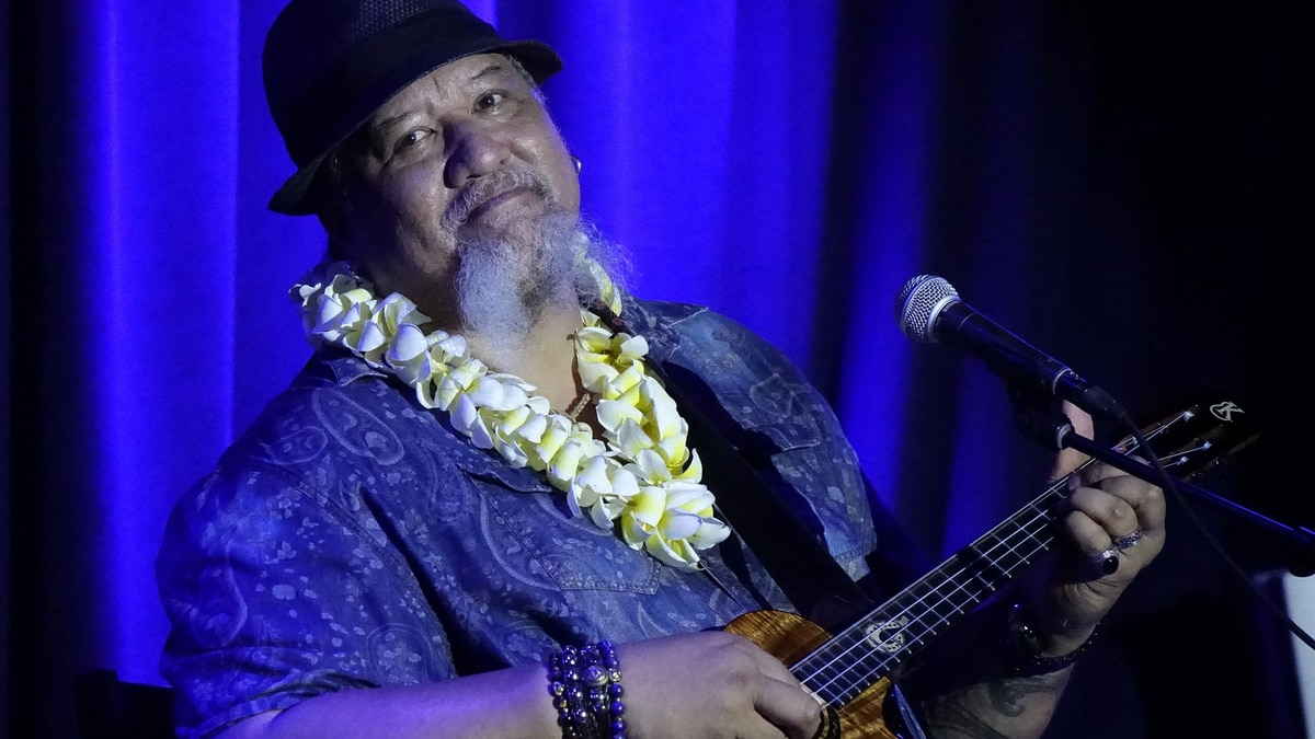 Hawaii loses a legend: Share your photos of the late Willie K