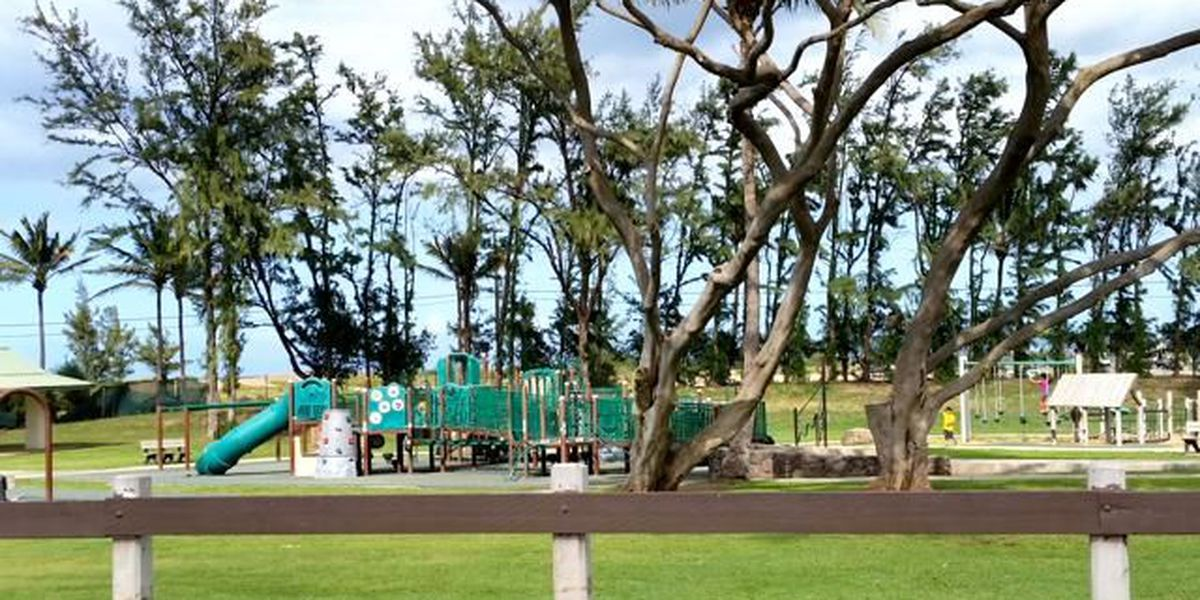 Suspected ordnance prompts closure of Maui park