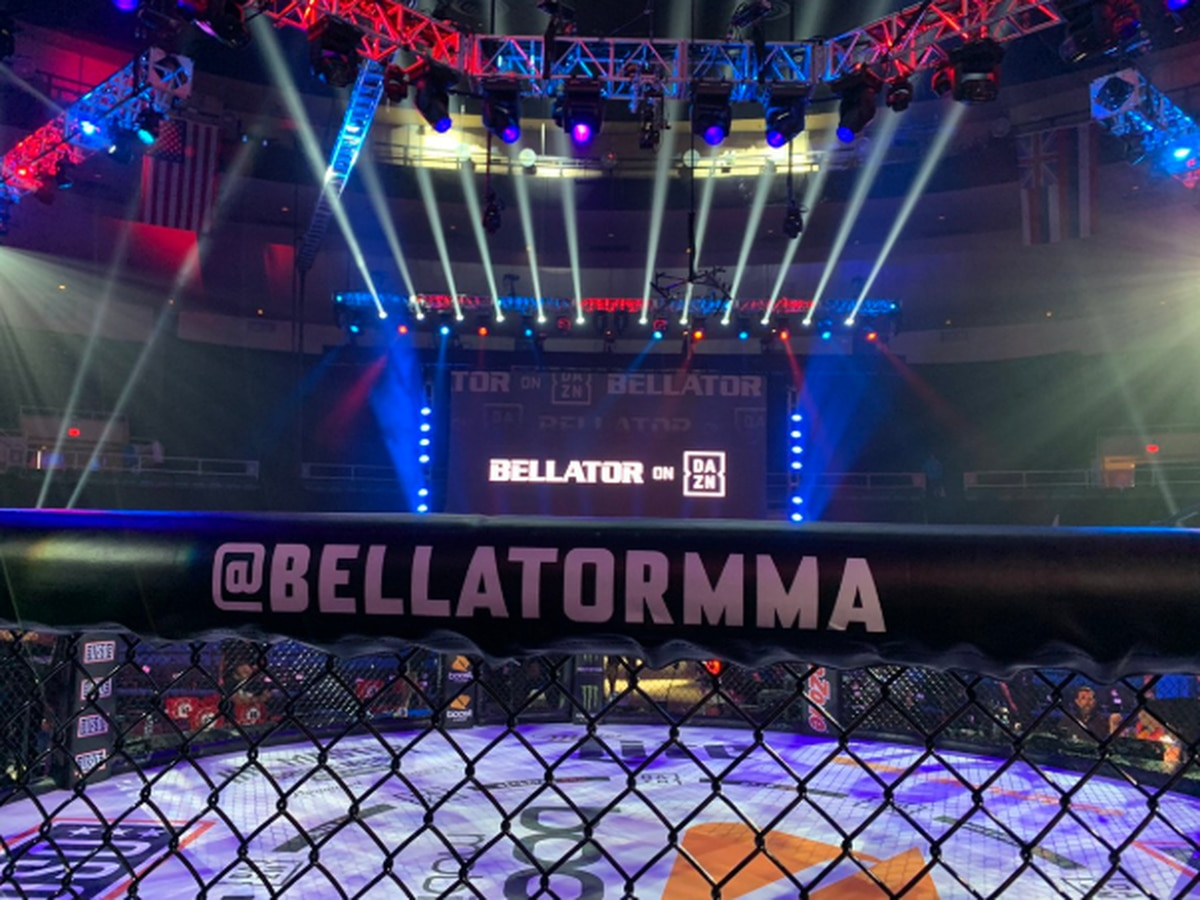 LIVE BLOG: Bellator 213 results