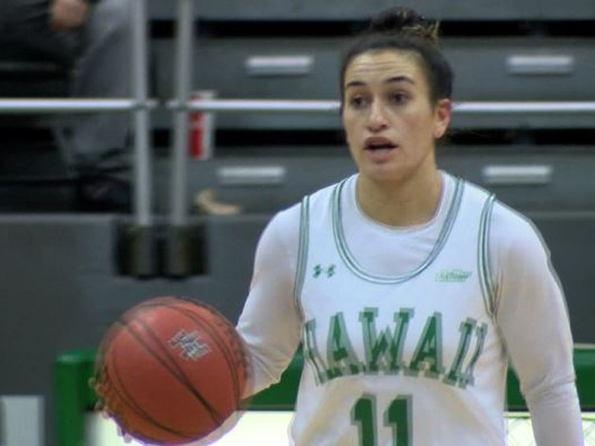 Wahine qualify for WNIT will take on Saint Mary's
