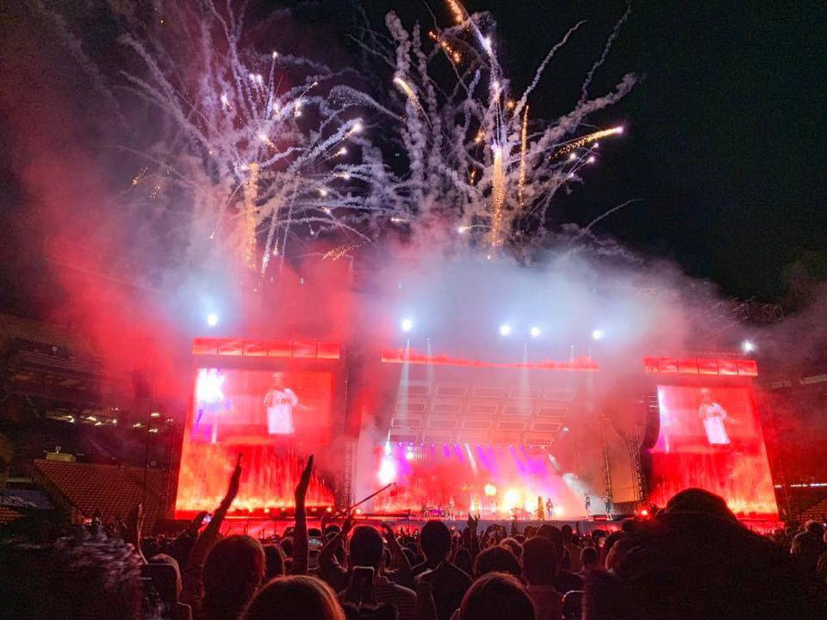 Aloha Stadium's big year of music stars heralds a second