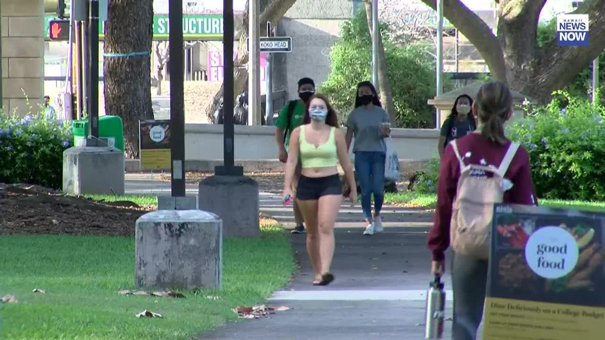 Uh Calendar 2022.Most Uh Students Will Likely Remain At A Distance Until Spring 2022