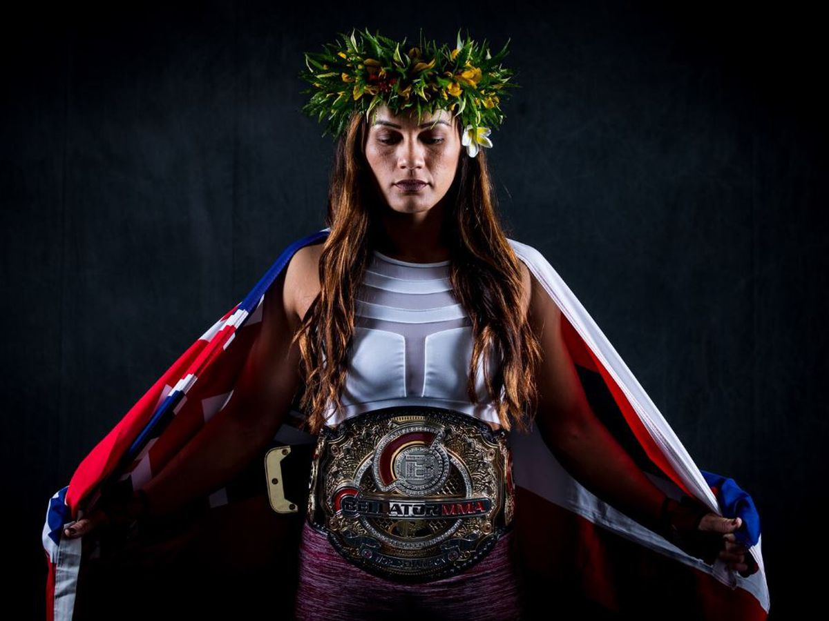 An unexpected journey: Macfarlane's rapid rise to MMA stardom surprised everyone, even herself