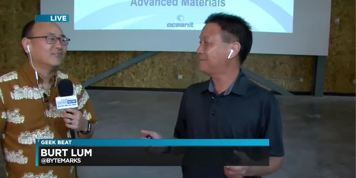 Geek Beat:Compact digital microphones, Logitech spotlight remote, TV streaming site