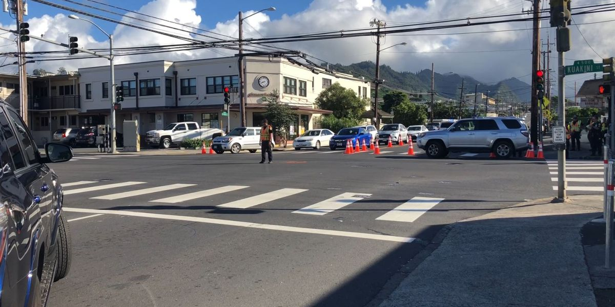 Elderly man killed in Liliha pedestrian accident identified