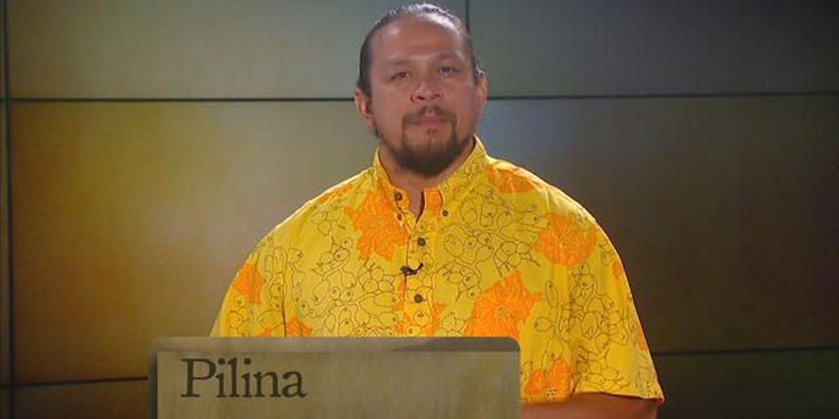 Hawaiian Word of the Day: Pilina