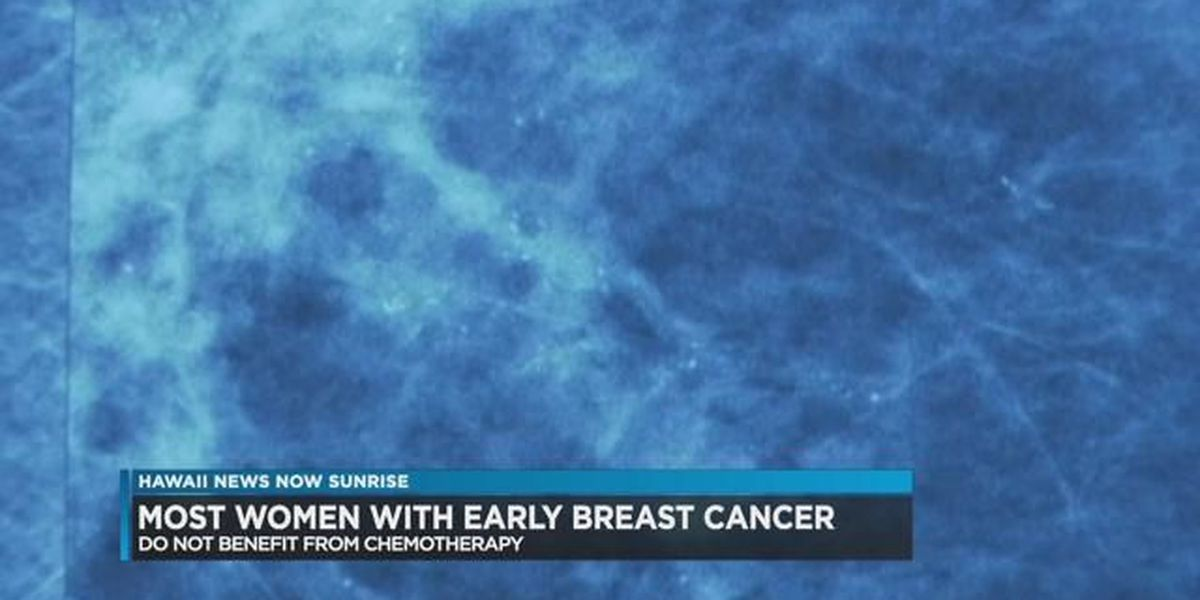 New breast cancer study