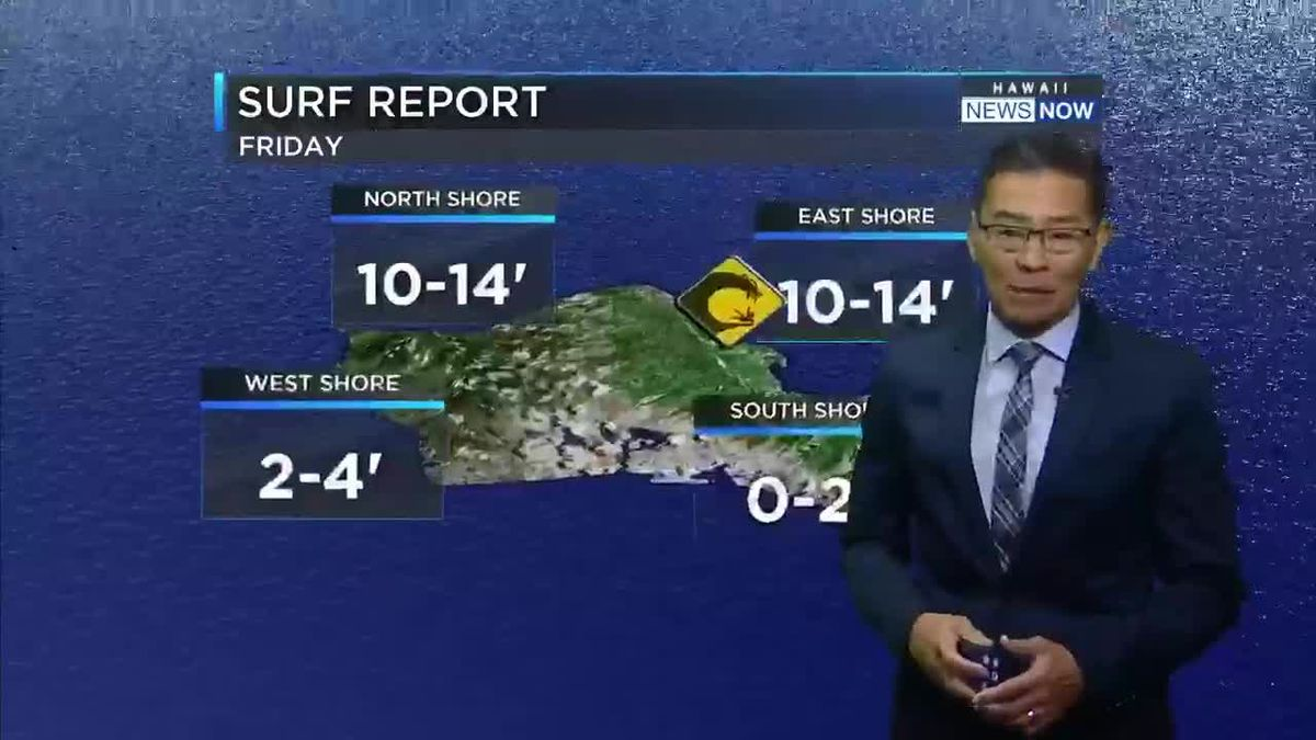 HNN Morning Web Weather for 2/15/2019