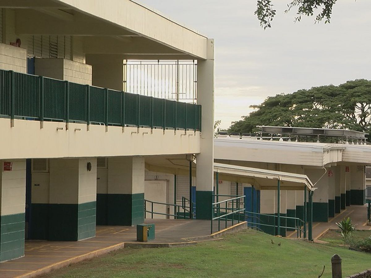 Boy, 13, seriously injured in stabbing at elementary school in Kalihi
