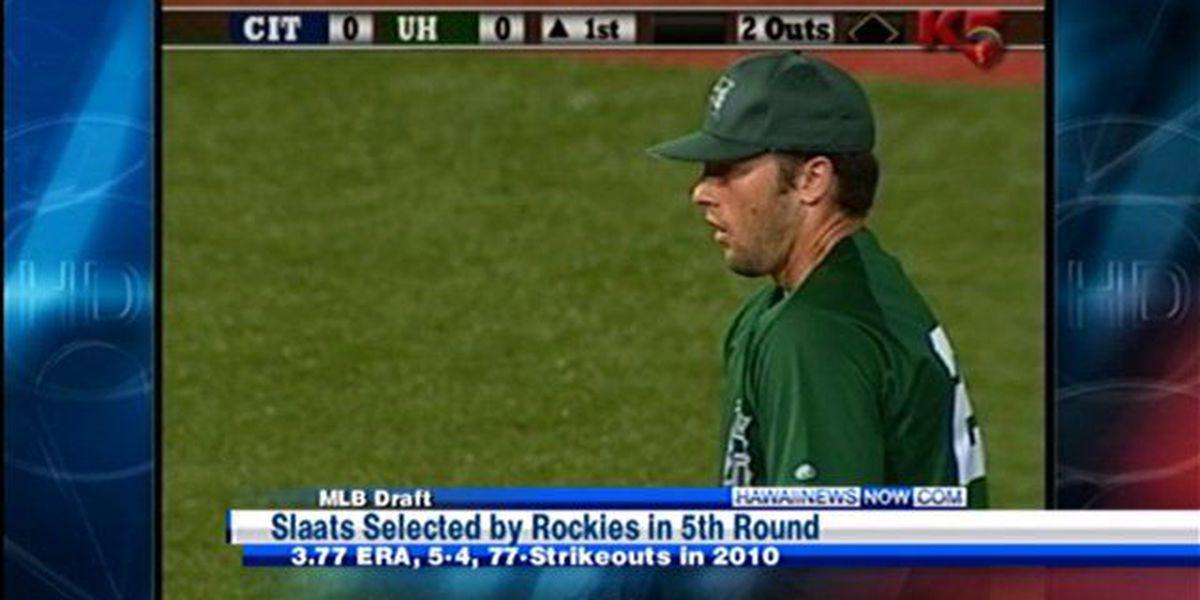 Bows go in MLB draft