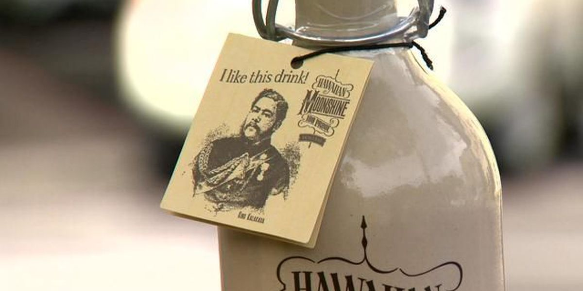 Petition calls for removal of Merrie Monarch tag on Hawaiian Moonshine